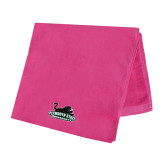 Pink Beach Towel-Secondary Mark