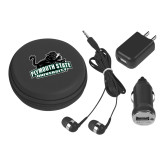 3 in 1 Black Audio Travel Kit-Secondary Mark