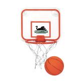 Mini Basketball & Hoop Set-Secondary Mark