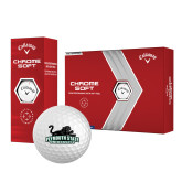 Callaway Chrome Soft Golf Balls 12/pkg-Secondary Mark