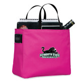 Tropical Pink Essential Tote-Secondary Mark