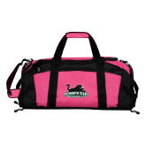 Tropical Pink Gym Bag-Secondary Mark