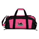 Tropical Pink Gym Bag-Secondary Mark