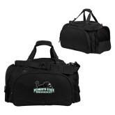 Challenger Team Black Sport Bag-Secondary Mark