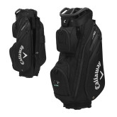 Callaway Org 14 Black Cart Bag-PSU Stacked w/ Panther Head