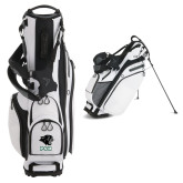 Callaway Hyper Lite 4 White Stand Bag-PSU Stacked w/ Panther Head