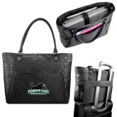 Sophia Checkpoint Friendly Black Compu Tote-Secondary Mark