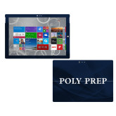 Surface Pro 3 Skin-Poly Prep
