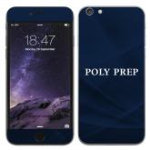 iPhone 6 Plus Skin-Poly Prep