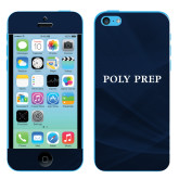 iPhone 5c Skin-Poly Prep