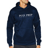 Adidas Navy Team Issue Hoodie-Poly Prep Country Day School