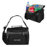 Edge Black Cooler-Poly Prep Country Day School