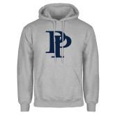 Grey Fleece Hoodie-PP