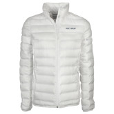 Columbia Lake 22 Ladies White Jacket-Poly Prep