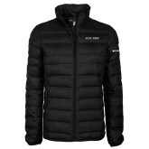 Columbia Lake 22 Ladies Black Jacket-Poly Prep