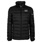 Columbia Lake 22 Ladies Black Jacket-Poly Prep Stacked