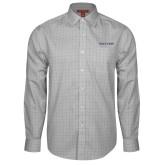 Red House Grey Plaid Long Sleeve Shirt-Poly Prep