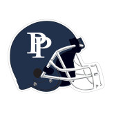 Football Helmet Magnet-PP, 6 inches tall