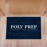 Full Color Indoor Floor Mat-Poly Prep Country Day School