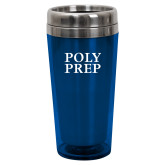 Solano Acrylic Blue Tumbler 16oz-Poly Prep Stacked