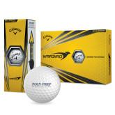 Callaway Warbird Golf Balls 12/pkg-Poly Prep Country Day School