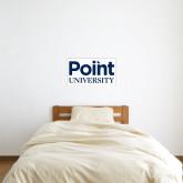 1 ft x 2 ft Fan WallSkinz-Point University Vertical