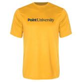 Performance Gold Tee-Point University