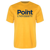 Performance Gold Tee-Point University Vertical