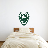 2 ft x 2 ft Fan WallSkinz-Viking Head