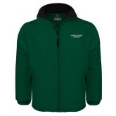 Dark Green Survivor Jacket-Portland State