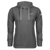 Adidas Climawarm Charcoal Team Issue Hoodie-Portland State