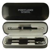 Black Roadster Gift Set-Portland State Engraved