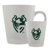 Full Color Latte Mug 12oz-Viking Head
