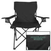 Deluxe Black Captains Chair-Portland State