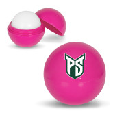 Fuchsia Lip Moisturizer Ball-Official Logo