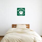 1 ft x 1 ft Fan WallSkinz-Paw Logo