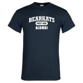 Navy T Shirt-Bearkats Alumni