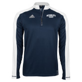 Adidas Modern Navy Varsity 1/4 Zip-Primary Mark