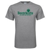 Grey T Shirt-Bearkats
