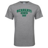 Grey T Shirt-Bearkats Dad