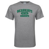Grey T Shirt-Bearkats Grandpa