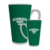 Full Color Latte Mug 17oz-Bearkats Dad