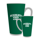 Full Color Latte Mug 17oz-Bearkats Alumni