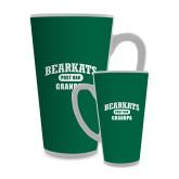 Full Color Latte Mug 17oz-Bearkats Grandpa