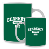 Dad Full Color White Mug 15oz-Bearkats Dad