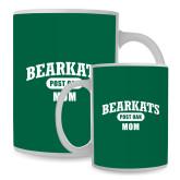 Mom Full Color White Mug 15oz-Bearkats Mom
