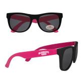 Black/Hot Pink Sunglasses-Primary Mark