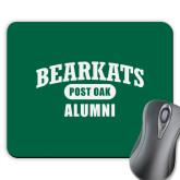 Full Color Mousepad-Bearkats Alumni