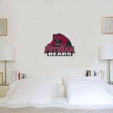 1 ft x 1 ft Fan WallSkinz-Potsdam Bears - Official Logo