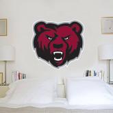 3 ft x 3 ft Fan WallSkinz-Bear Head